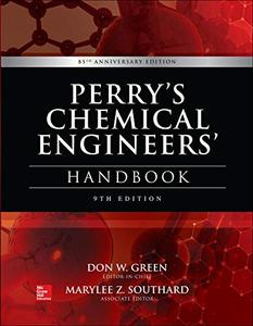 Perry's Chemical Engineers' Handbook, 9th Edition (EPUB)