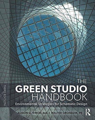 The Green Studio Handbook: Environmental Strategies for Schematic Design, 3rd Edition (PDF)
