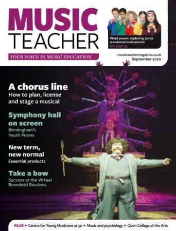 Music Teacher   September 2020