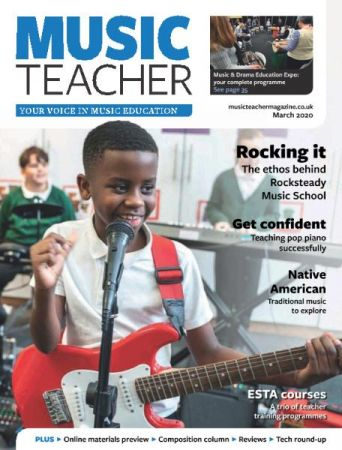 Music Teacher   March 2020