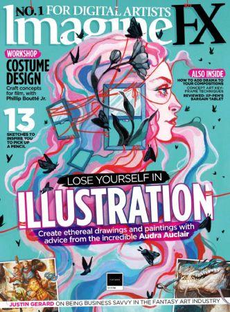 ImagineFX   Issue 193, December 2020