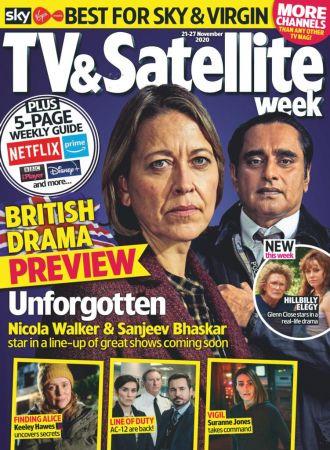 TV & Satellite Week   21 November 2020