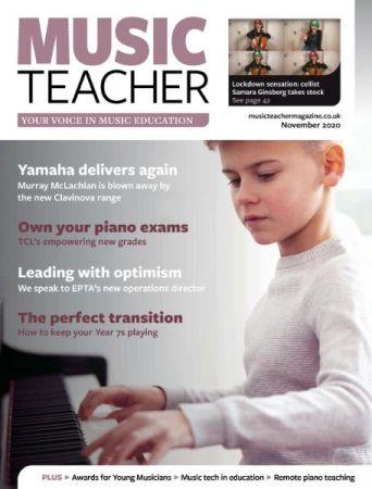 Music Teacher   November 2020
