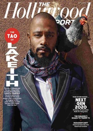 The Hollywood Reporter   18 November 2020