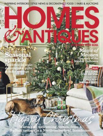 Homes & Antiques   December 2020 (True PDF)