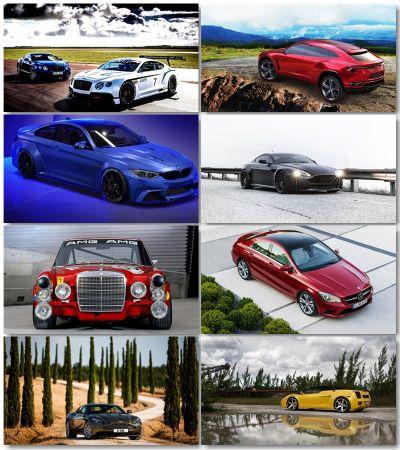 Beautiful Car Wallpapers (Pack 2)