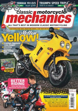 Classic Motorcycle Mechanics   December 2020