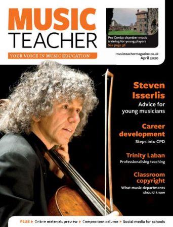 Music Teacher   April 2020