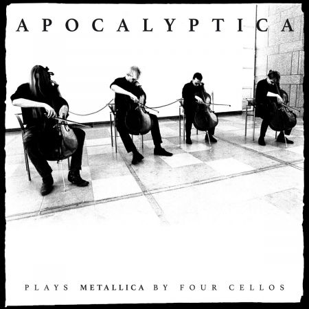 Apocalyptica   Plays Metallica by Four Cellos (1996) [Remastered 2016] MP3