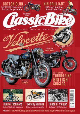 Classic Bike   December 2020 (PDF )