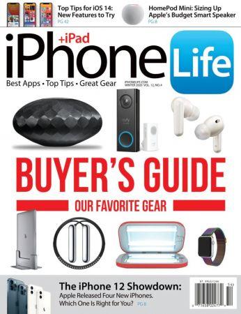 iPhone Life Magazine   November 2020