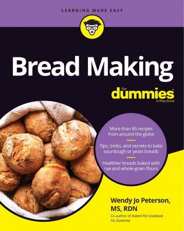 Bread Making For Dummies (True PDF)