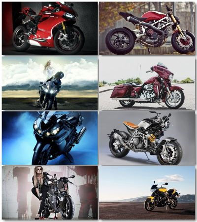 Unique Motorcycle Pictures (Pack 2)