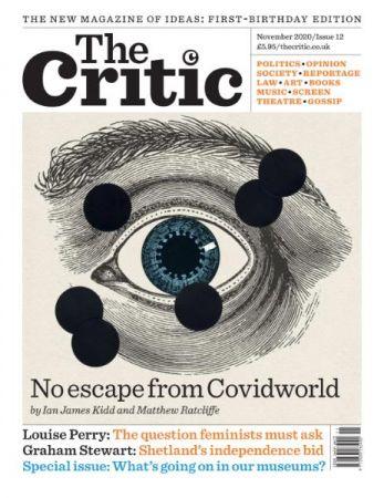The Critic - November 2020 (True PDF)