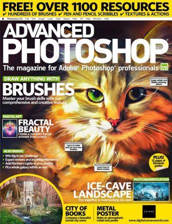 Advanced Photoshop   Issue 178, 2018