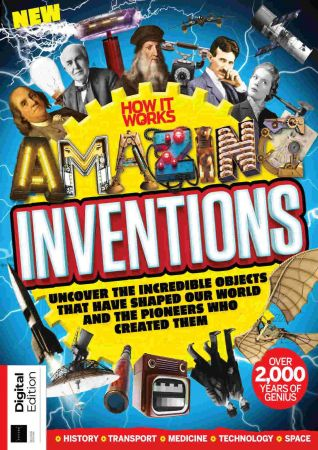 How It Works Book of Amazing Inventions - Second Edition 2020