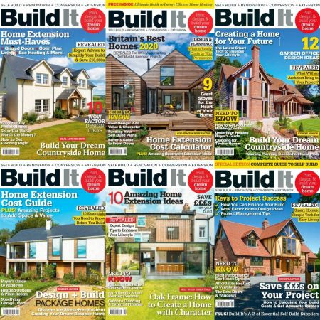 Build It   Full Year 2020 Collection