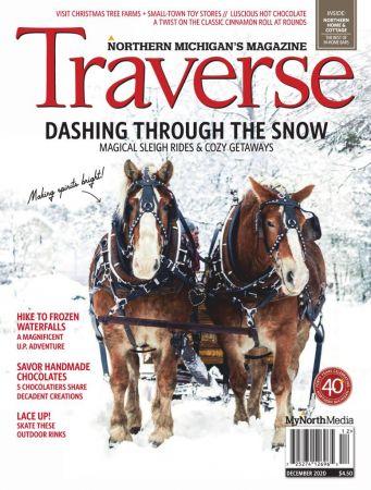 Traverse, Northern Michigan's Magazine   December 2020