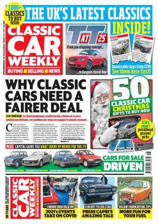 Classic Car Weekly   25 November 2020