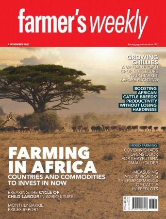 Farmer's Weekly   06 November 2020