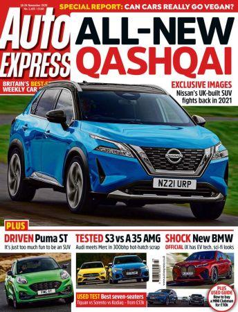 Auto Express - November 18, 2020 (True PDF)