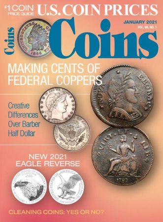 Coins - January 2021 (True PDF)