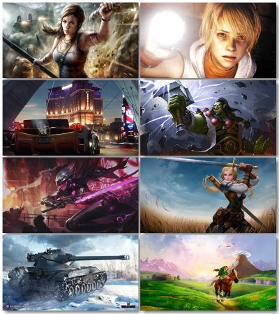 Games Wallpapers (Pack 2)