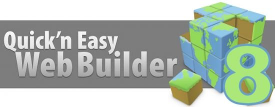Quick 'n Easy Web Builder v8.0.1