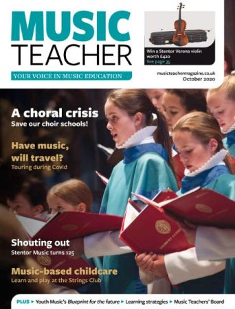 Music Teacher   October 2020