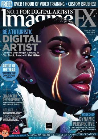 ImagineFX   Issue 194, Christmas 2020
