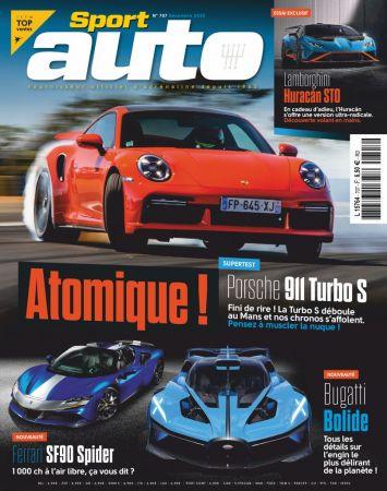 Sport Auto France   décembre 2020