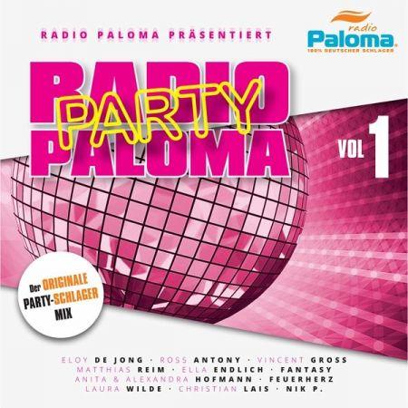 Radio Paloma Party Vol.1 (2CD, 2020)