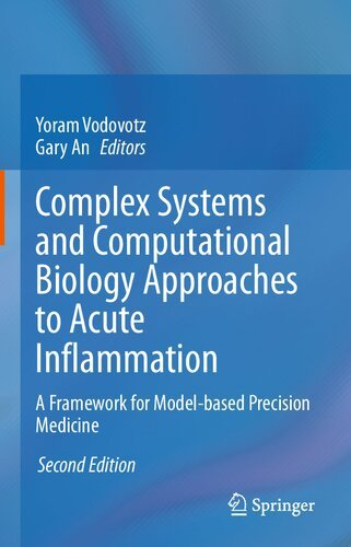 Complex Systems and Computational Biology Approaches to Acute Inflammation, 2nd Edition