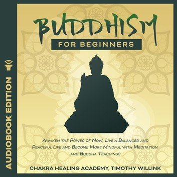 Buddhism for Beginners: Awaken the Power of Now, Live a Balanced and Peaceful Life [Audiobook]