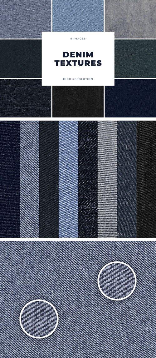 Denim Texture - 8 Images
