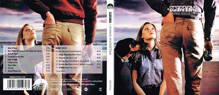 Scorpions   Animal Magnetism (1980) [2015, 50th Anniversary Deluxe Edition]