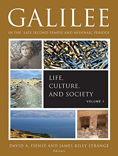 Galilee in the Late Second Temple and Mishnaic Periods: Life, Culture, and Society (EPUB/PDF)