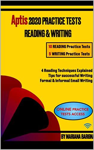 Aptis 2020 Practice Tests READING & WRITING: 10 APTIS READING 2020 Practice Tests   5 APTIS WRITING Practice Tests