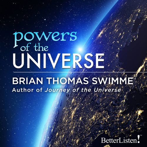 Powers of the Universe [Audiobook]