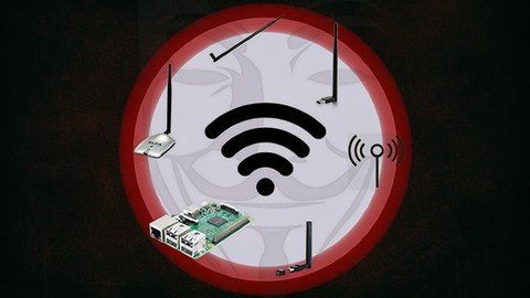 WiFi Hacking Wireless Penetration and Security MasterClass