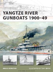 Yangtze River Gunboats 1900 49 (Osprey New Vanguard 181)