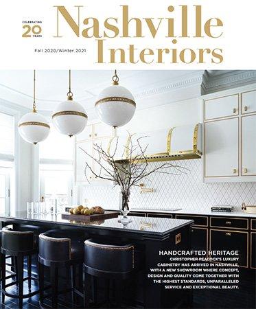 Nashville Interiors   Fall 2020/Winter 2021