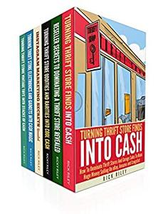 How To Make A Living Selling Online Box Set (6 in 1)