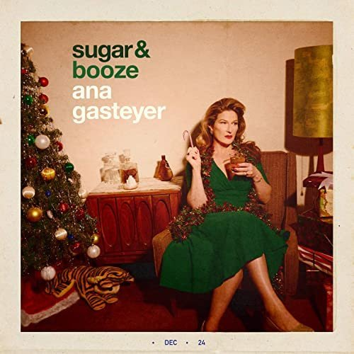 Ana Gasteyer   sugar & booze (Deluxe Version) (2020) Mp3
