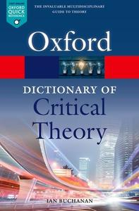 Download A Dictionary of Critical Theory (Oxford Quick ...