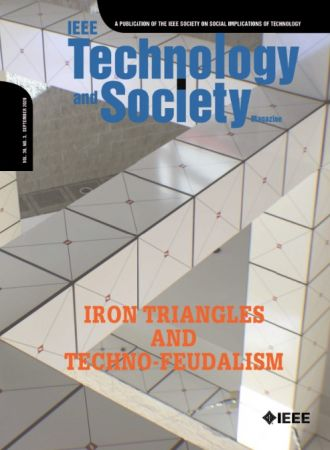 IEEE Technology and Society Magazine   September 2020