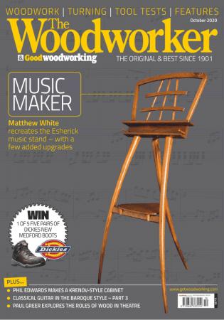 The Woodworker & Woodturner   October 2020