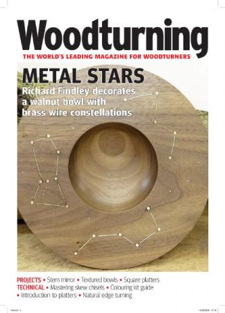 Woodturning   Issue 347, August 2020