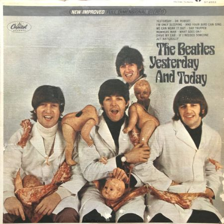 The Beatles - Yesterday And Today   3rd State (1966)