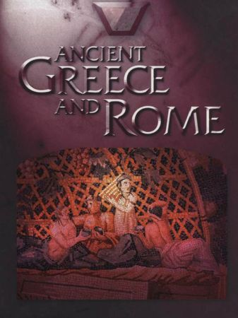 Ancient Greece and Rome : An Encyclopedia for Students